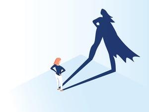 bigstock-Business-Woman-With-Big-Shadow-302311459