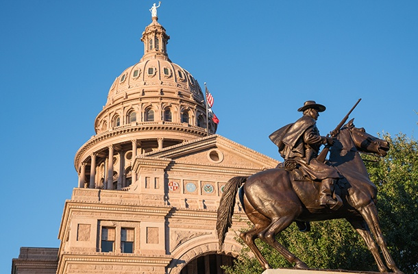 AMA: Texas Compliance