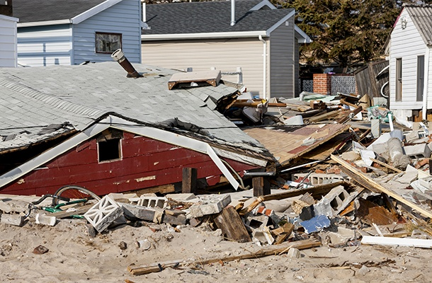 The Legacy of Hurricane Sandy and the NFIP