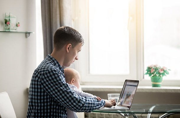 Law Firms Lead in Prioritizing Paternity Leave